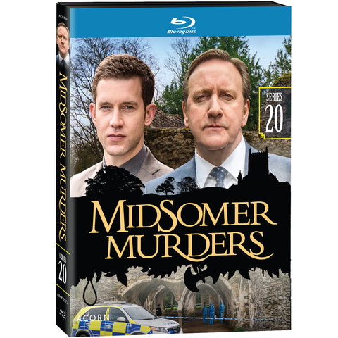Midsomer Murders: Season 20 (Blu-Ray)