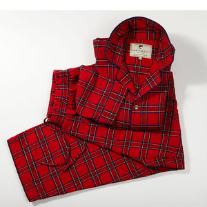 Red Plaid Pajamas