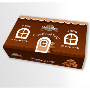 Mrs. Tilly's Gingerbread Fudge