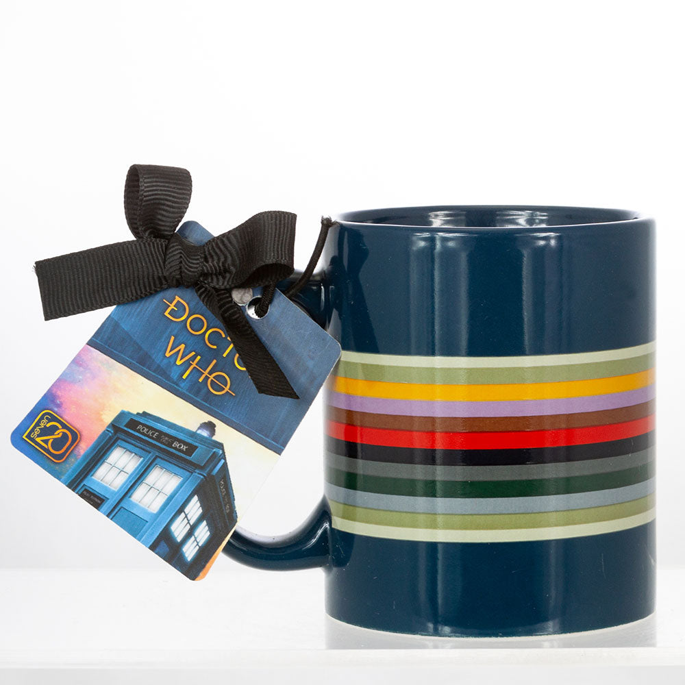 Doctor Who: TARDIS Rainbow Mug