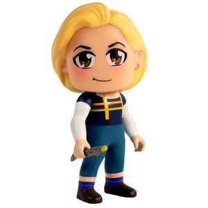 "Doctor Who: Thirteenth Doctor Kawaii ""Kerblam"" Figurine"