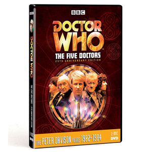 Doctor Who: The Five Doctors Special Edition