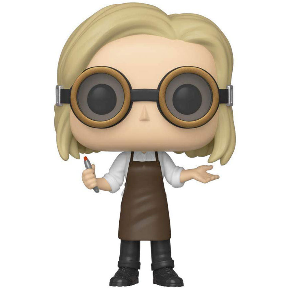 Doctor Who: Thirteenth Doctor with Goggles POP! Vinyl Figure