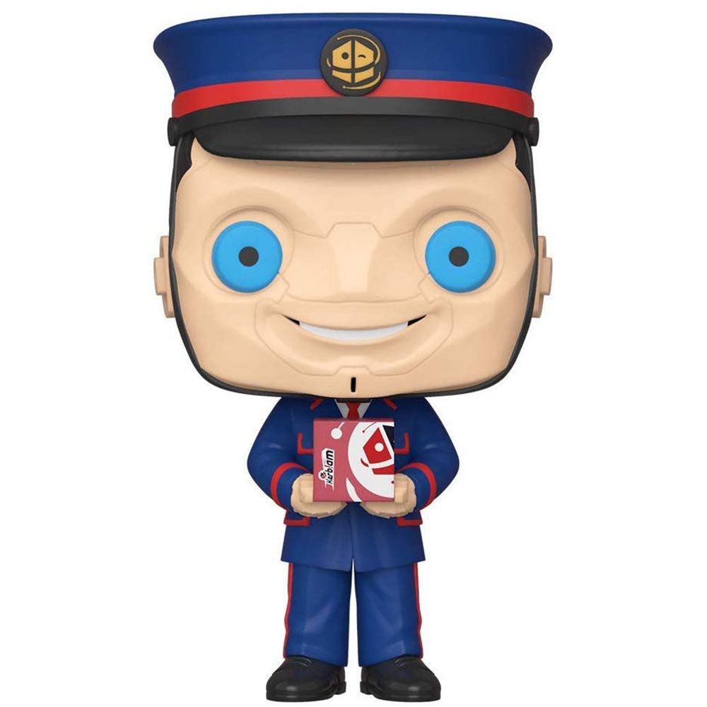 Doctor Who: Kerblam Man POP! Vinyl Figure