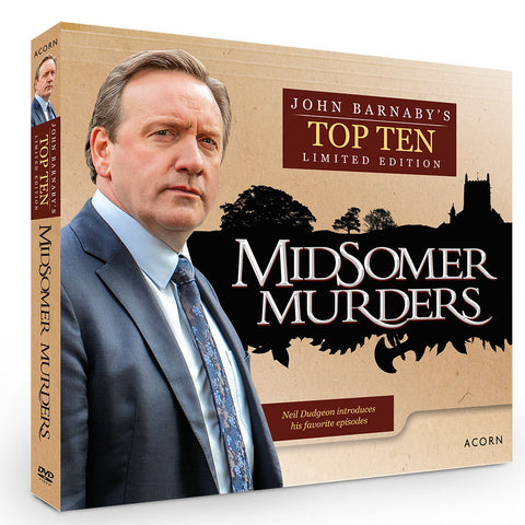 Midsomer Murders: John Barnaby's Top Ten, Limited Edition