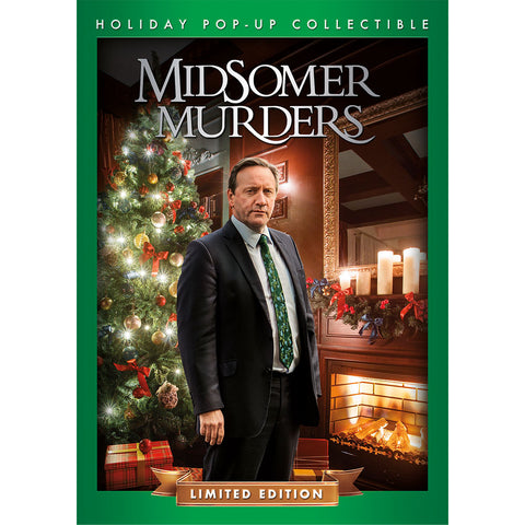 Midsomer Murders: The Christmas Haunting Holiday Pop-Up