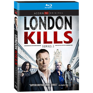 London Kills: Season 2 (Blu-ray)