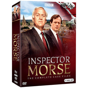 Inspector Morse: The Complete Case Files