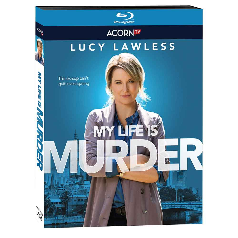 My Life Is Murder (Blu-ray)