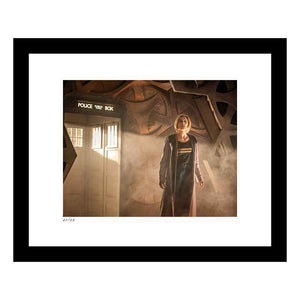 Doctor Who: Limited-Edition Fine Art Print 'This is My TARDIS'
