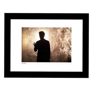 Doctor Who: The Wall of Azbantium 11x14 Framed Print