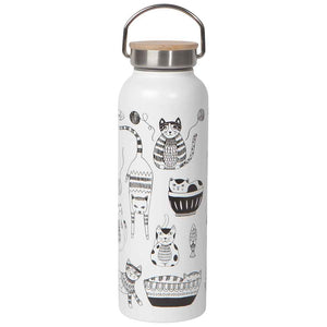 """Purr Party"" Water Bottle"