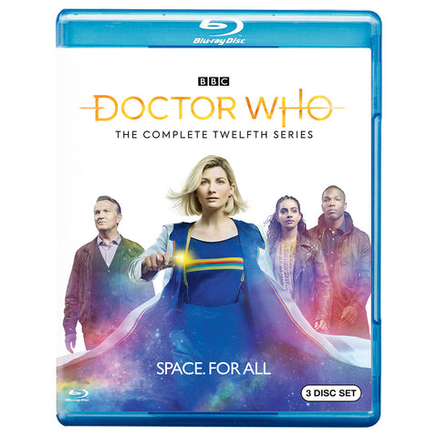 Doctor Who: Series 12 (Blu-ray)