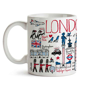 """London Cityscape"" Mug"