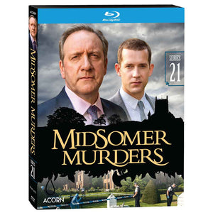 Midsomer Murders: Season  21 (Blu-ray)