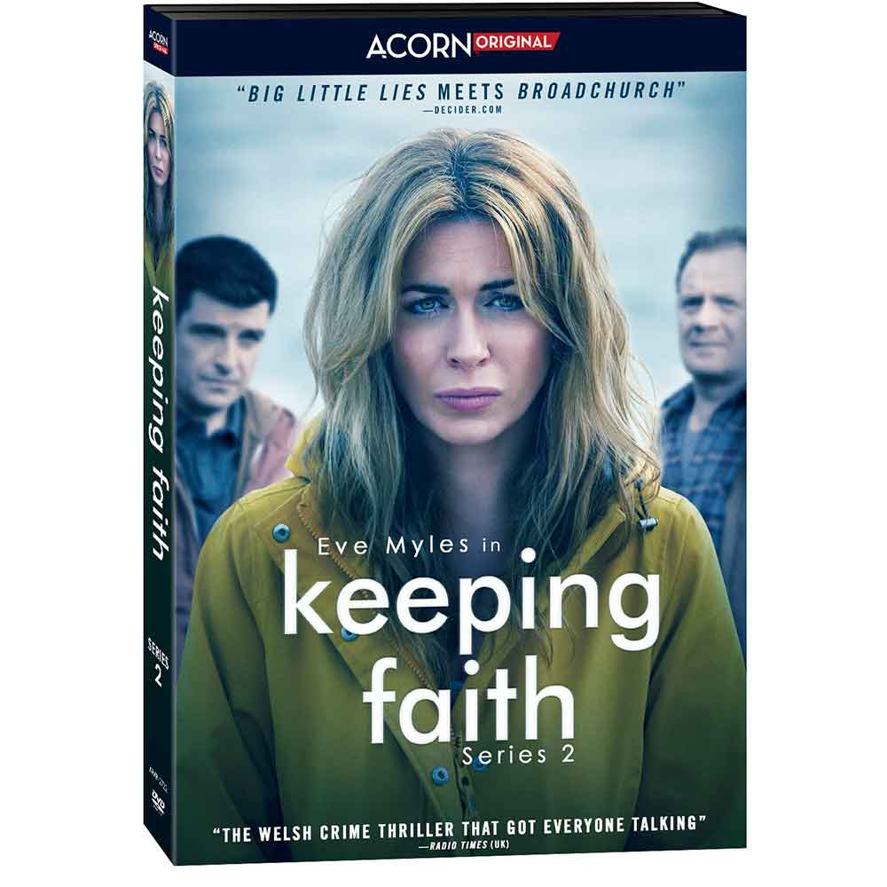 Keeping Faith: Season  2