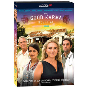 The Good Karma Hospital: Season  3