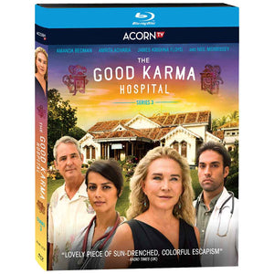 The Good Karma Hospital: Season  3 (Blu-ray)