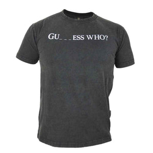 Guinness Gu__ess Who T-Shirt