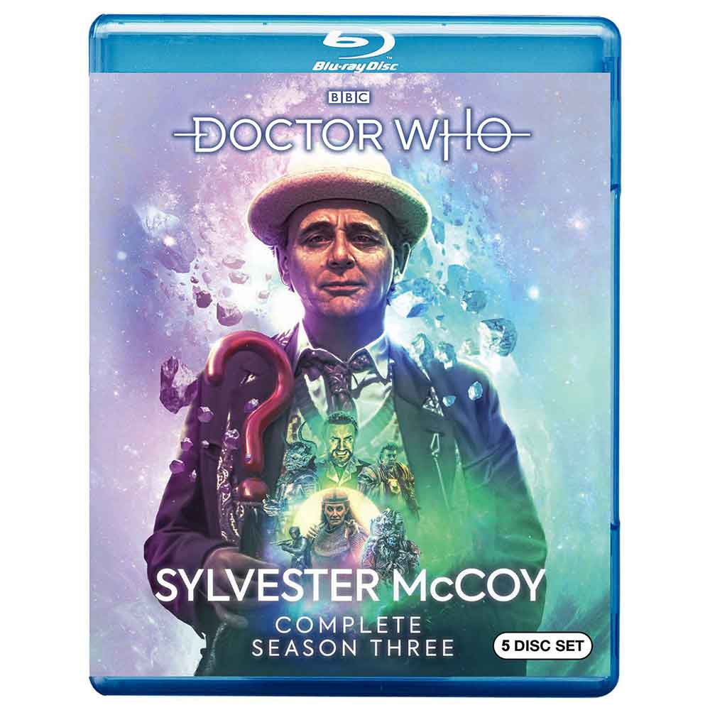 Doctor Who: Sylvester McCoy Complete Season  3 (Blu-ray)
