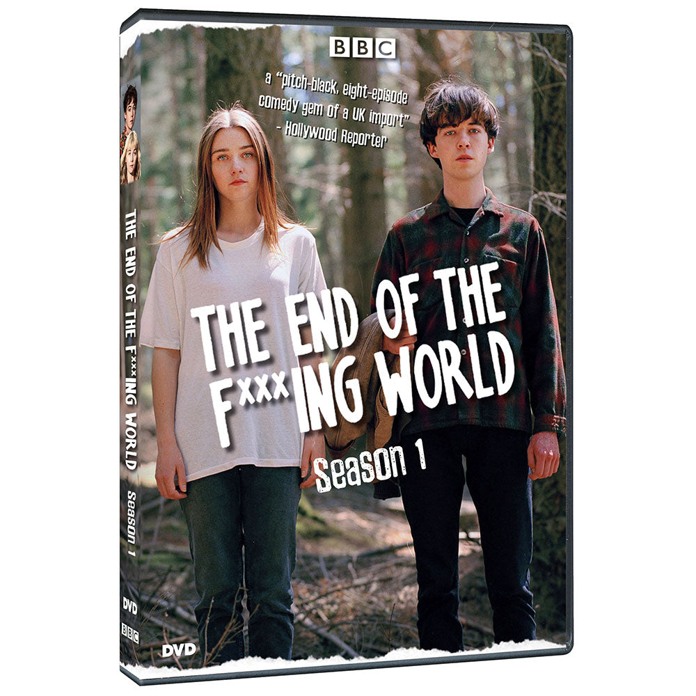 The End of the F***ing World: Season One