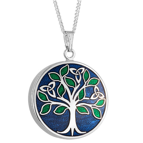 Book of Kells Tree Of Life Pendant