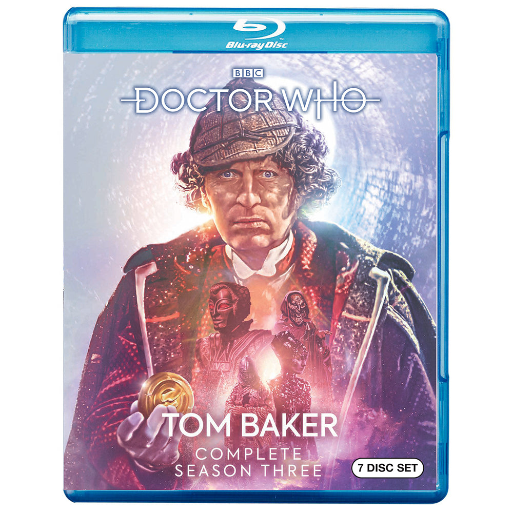 Doctor Who: Tom Baker Complete Season 3 (Blu-ray)