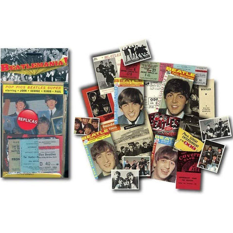 Beatlemania Memorabilia Pack