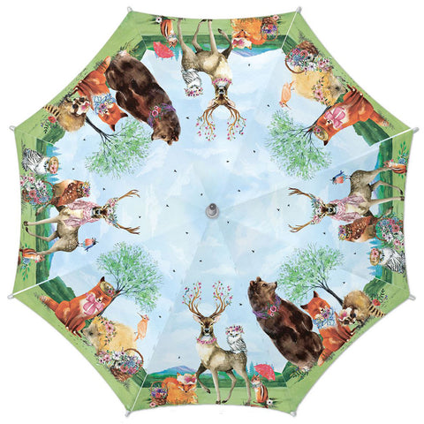 Garden Party Umbrella
