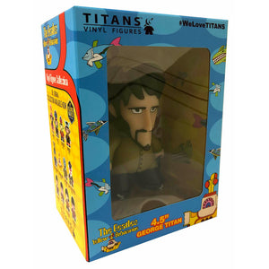 "The Beatles TITANS: 4.5"" Yellow Submarine George"