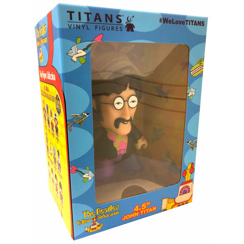 "The Beatles TITANS: 4.5"" Yellow Submarine John"