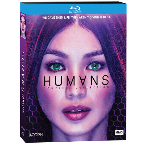 Humans: The Complete Collection (Blu-ray)