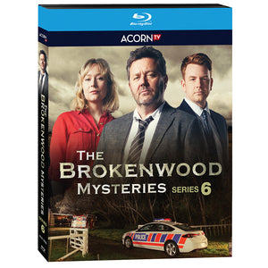 The Brokenwood Mysteries: Season 6 (Blu-ray)