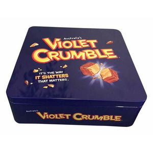Violet Crumble Gift Tin