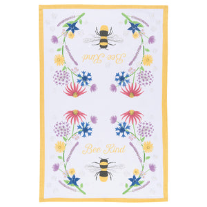 Bee Kind Tea Towel