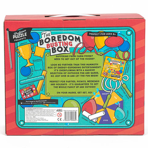 Outdoor Boredom Busting Box