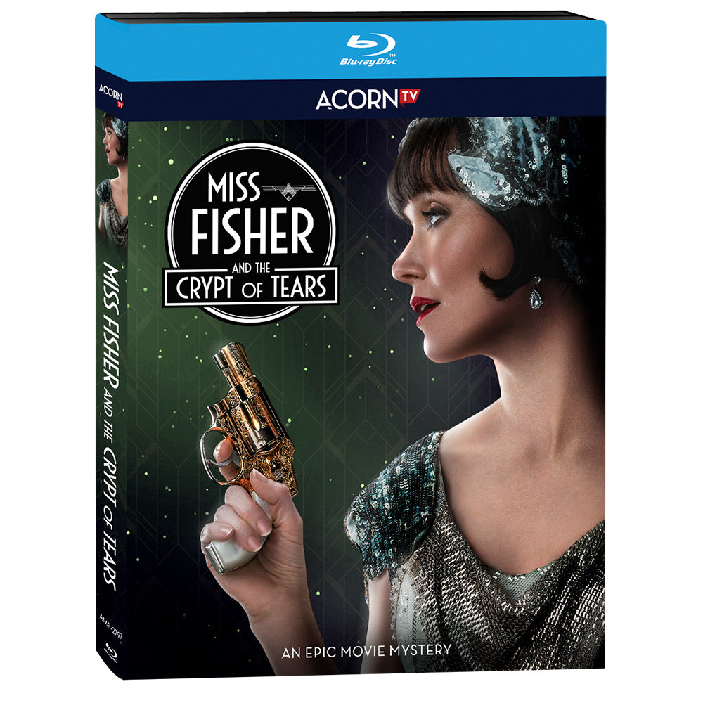 Miss Fisher and the Crypt of Tears (Blu-ray)