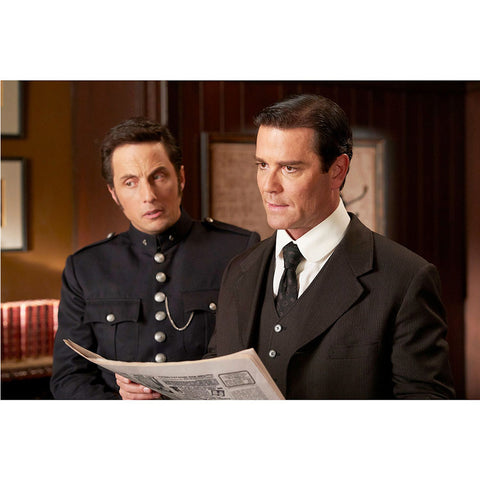 Murdoch Mysteries: Season 13 (Blu-ray)