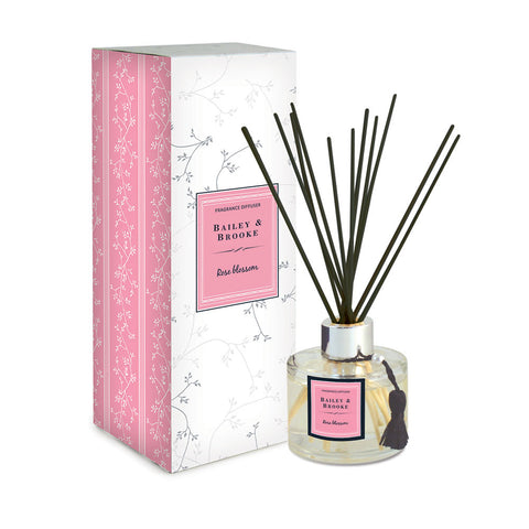 Rose Blossom Reed Diffuser