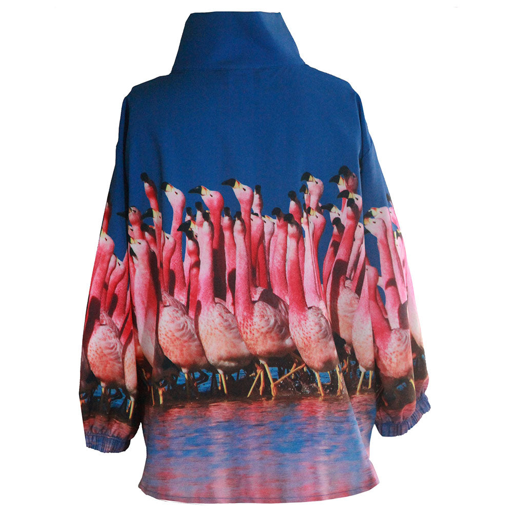 "BBC Earth: ""Flamingo"" Windbreaker"