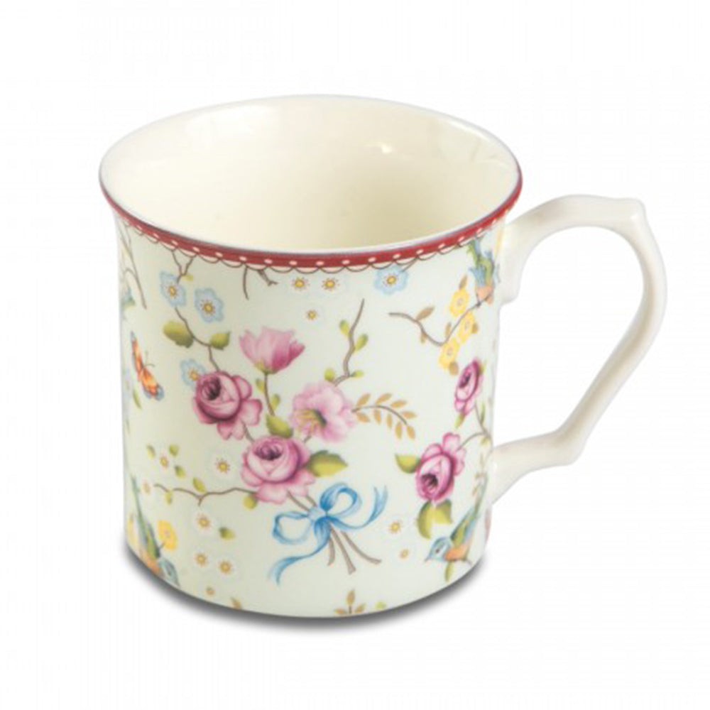 Birds and Blossoms Mug