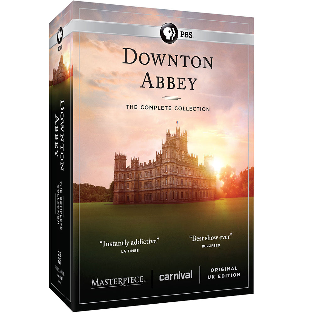 Downton Abbey: The Complete TV Collection