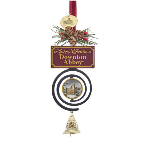 Downton Abbey: Bell Ornament
