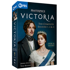 Victoria: The Complete Seasons 1, 2 & 3