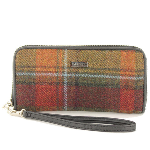 Killarney Wool Tweed Wallet