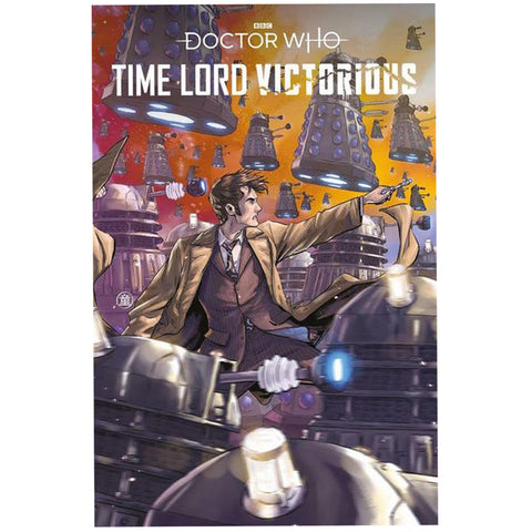 Doctor Who: Time Lord Victorious #2 Comic (Cover A)