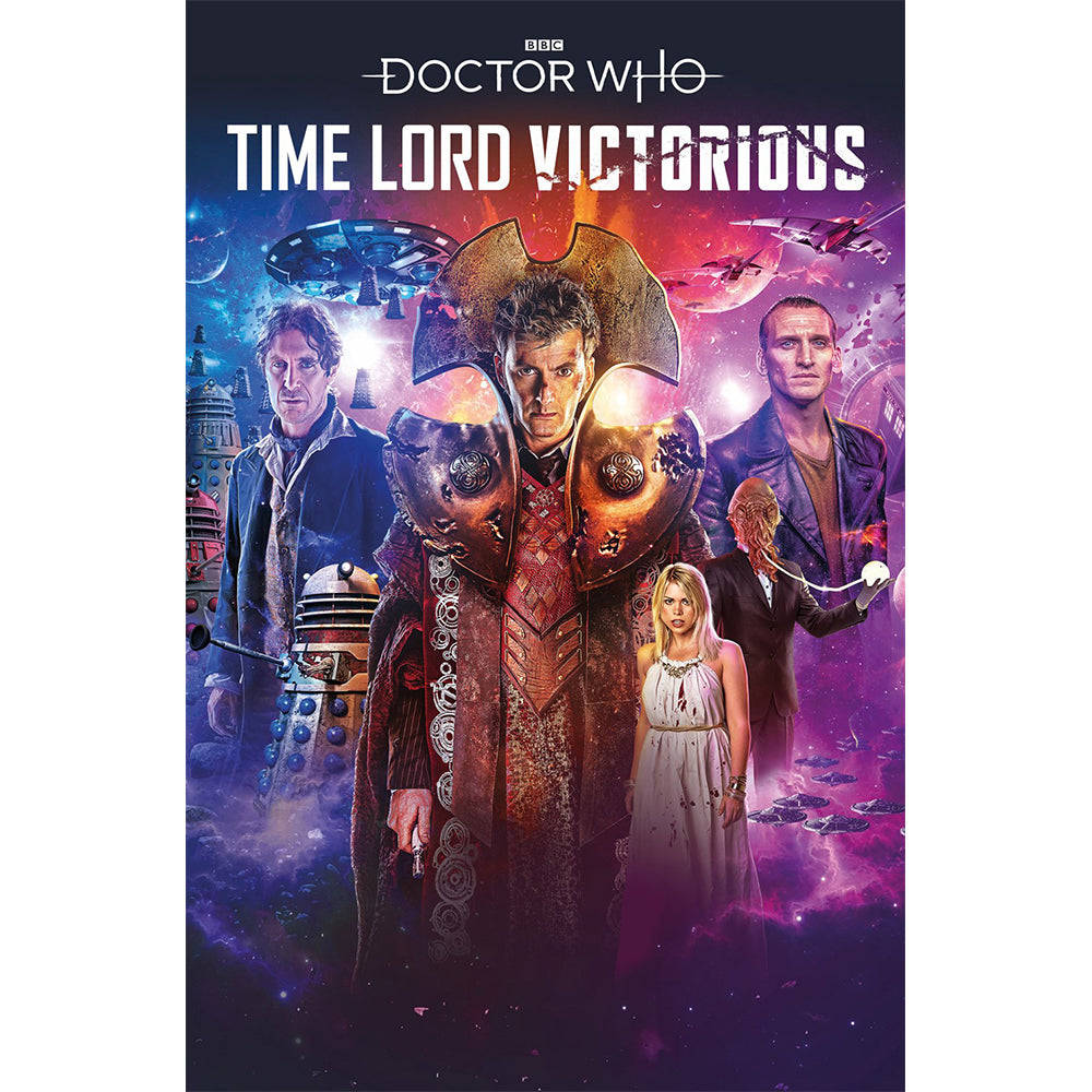 Doctor Who: Time Lord Victorious (Graphic Novel)