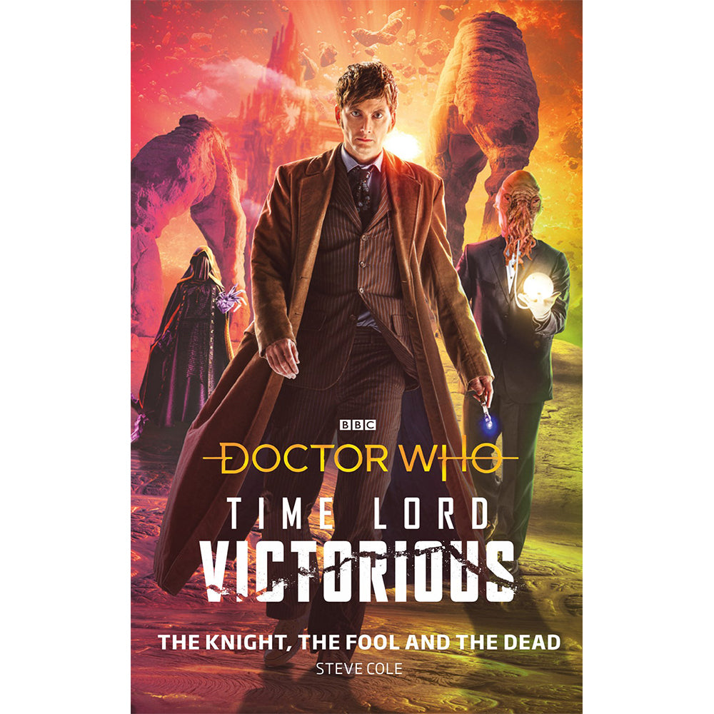Doctor Who: The Knight, The Fool and The Dead : Time Lord Victorious