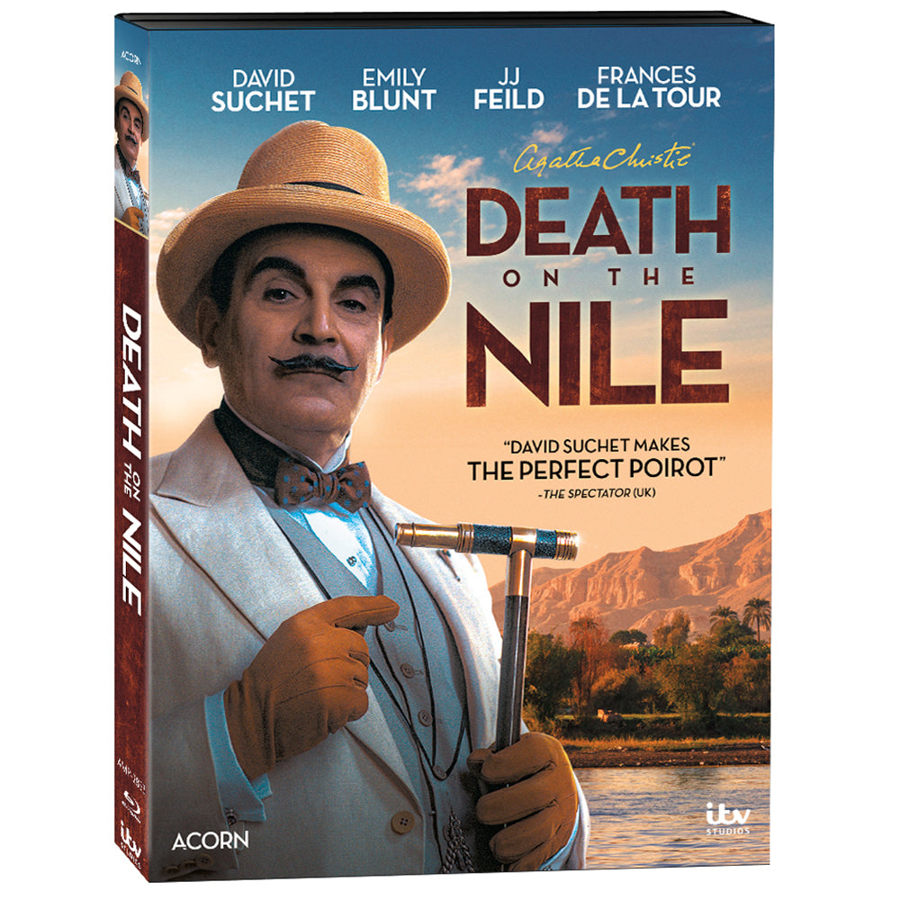 Agatha Christie's Death on the Nile