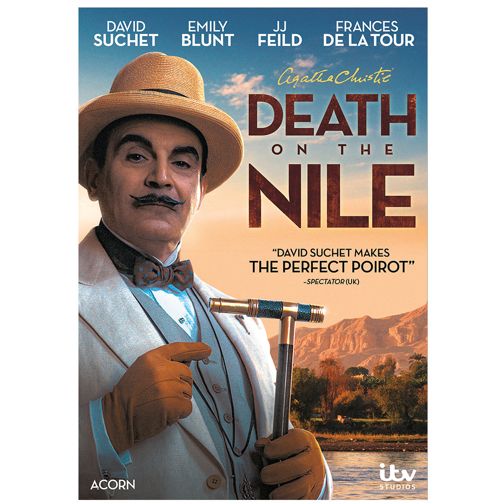 Agatha Christie S Death On The Nile Blu Ray Bbc Shop Us